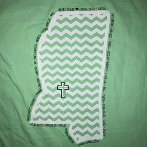 Tops - Mississippi Charm T-shirt: XL